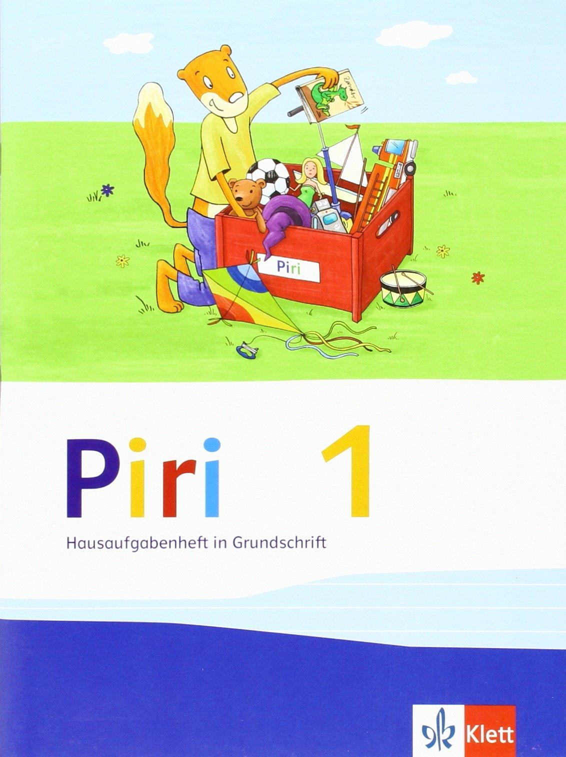 Piri Fibel / Hausaufgabenheft in Grundschrift