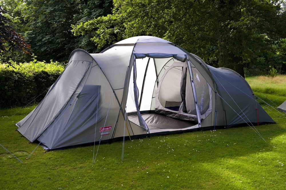 & Coleman Riverside Tent - 6 Person: Amazon.co.uk: Sports u0026 Outdoors