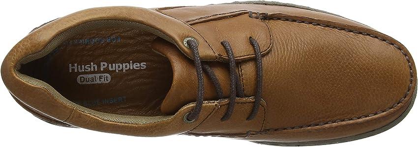 Hush Puppies Winston, Zapatos de Cordones Derby para Hombre ...