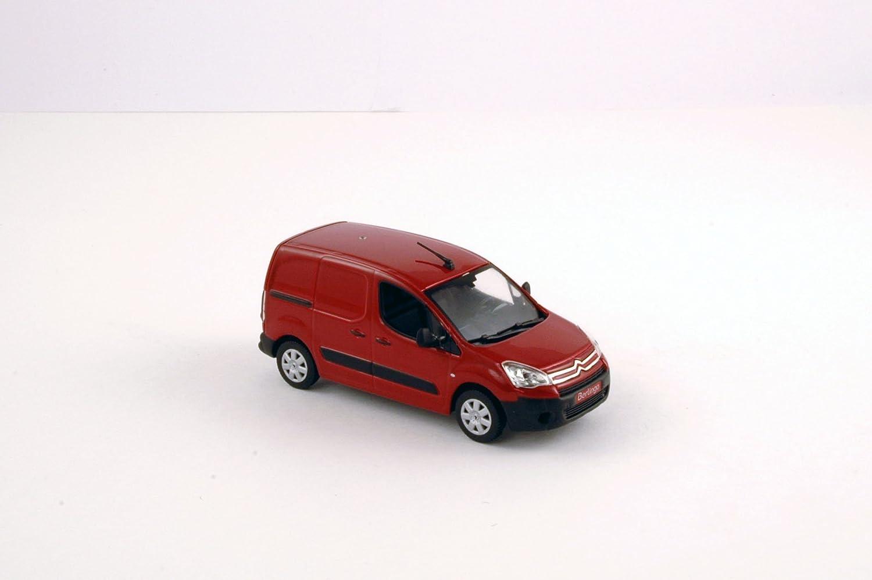Citroen Berlingo Van 2008 Red 143 Model 155710 Toys Fuse Box For Sale Games