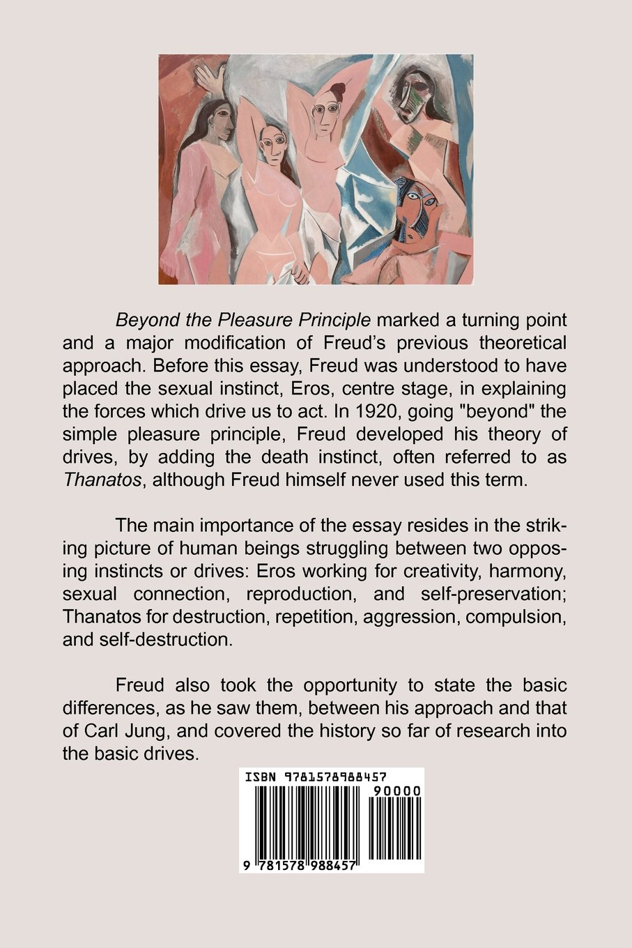 beyond the pleasure principle first edition text sigmund freud beyond the pleasure principle first edition text sigmund freud 9781578988457 com books