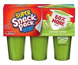 Snack Pack Super Pudding