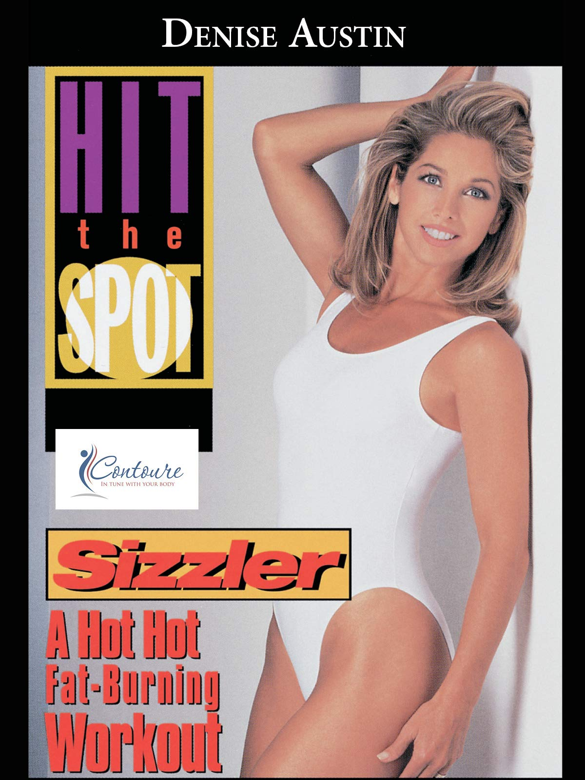 Think, that denise austin hot your