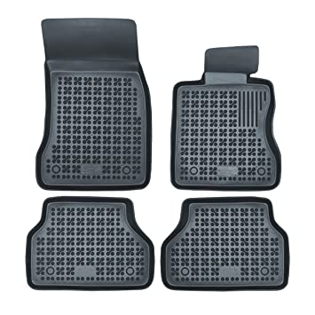 Rubber Tray All Weather Car Mats