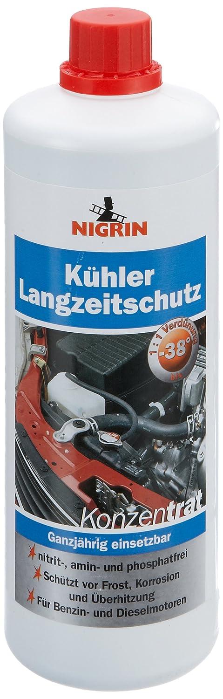 Nigrin 73943 - Anticongelante concentrado de larga duracià ³ n (1 litro)