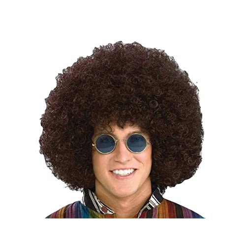 Forum Novelties Mens Jumbo Afro Hippie Costume Wig