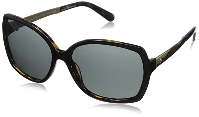 07338d2322c55 Amazon.com  Kate Spade Women s Darilynn Polarized Square Sunglasses ...