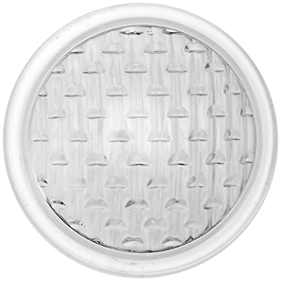 Pentair 79107800 4-Inch Clear Tempered Lens Replacement Pool and Spa Light: Garden & Outdoor