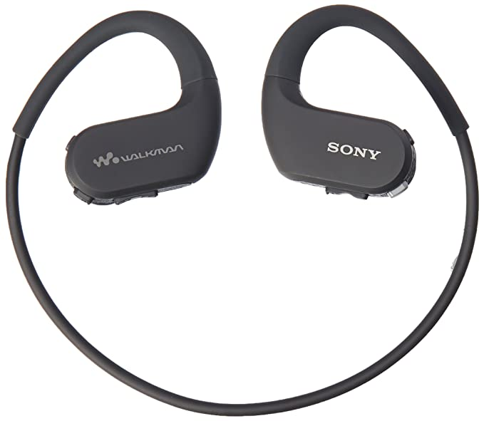 559d2dc0b2d94 Sony NWWS413BM 4GB Sports Wearable MP3 Player: Amazon.in: Electronics