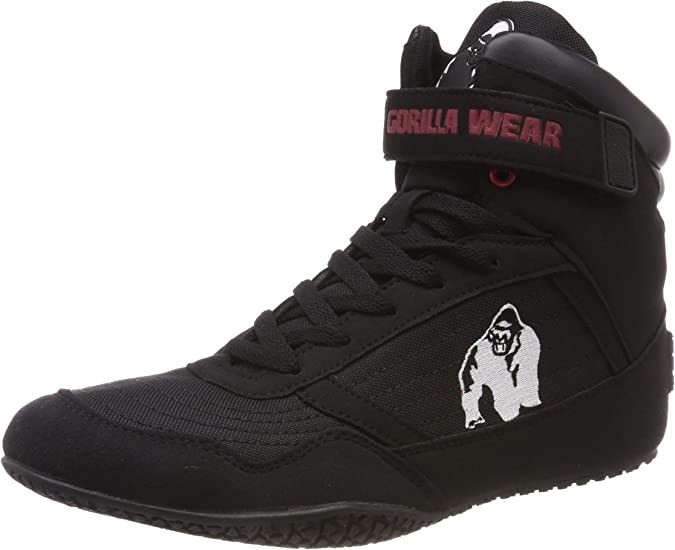 GORILLA WEAR High Tops Bodybuilding und Fitness Schuhe Herren