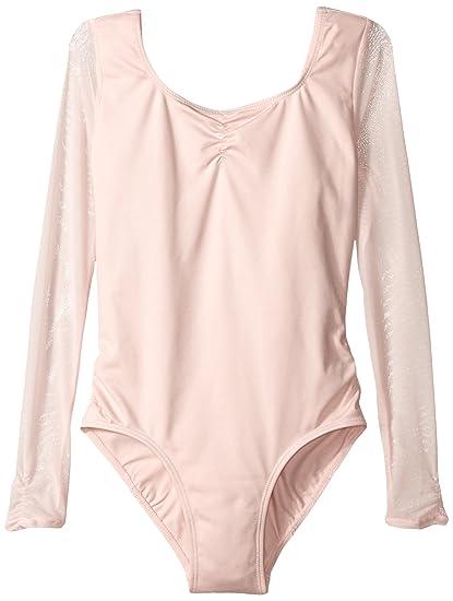 c7ae3d5f2 Amazon.com  Danskin Girls  New York City Ballet Pinch Front Leotard ...