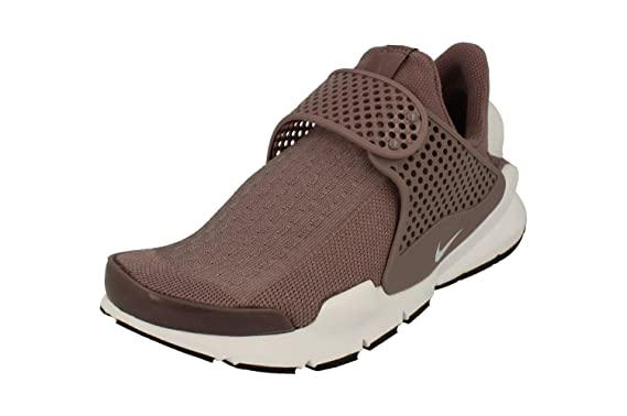 afc4bc9f Amazon.com: NIKE Womens Sock Dart Running Trainers 848475 Sneakers Shoes  (UK 8.5 US 11 EU 43, Taupe Grey White Black 201): Shoes