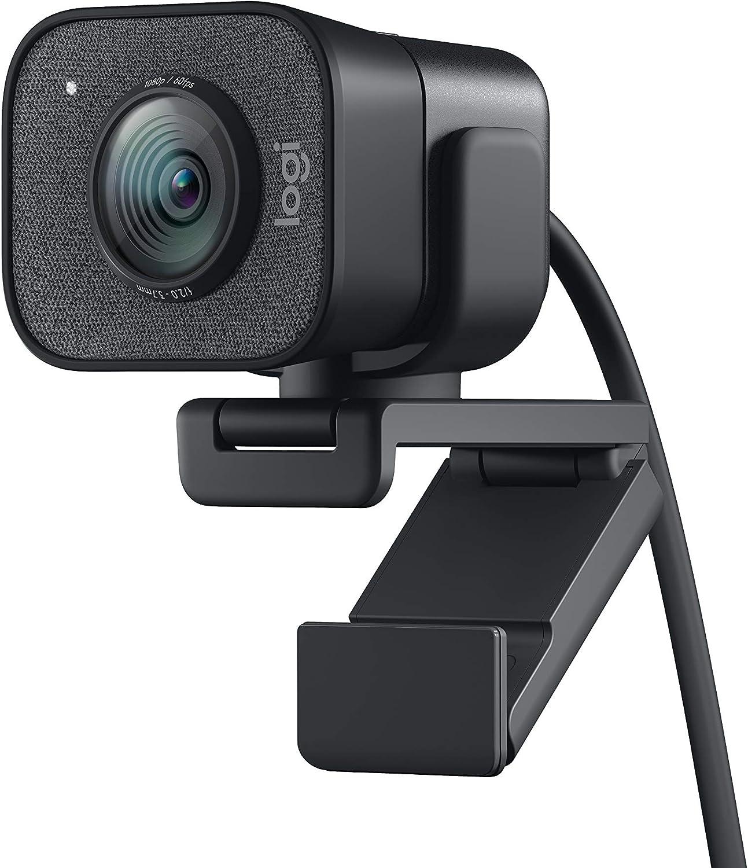 Logitech StreamCam Plus Webcam mit Stativ: Amazon.de: Kamera