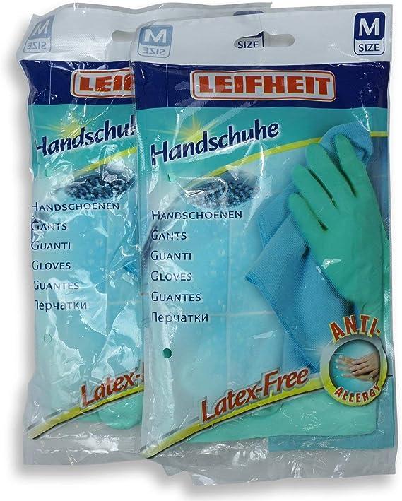 Leifheit 40039 Handschuh Latex Free Größe L