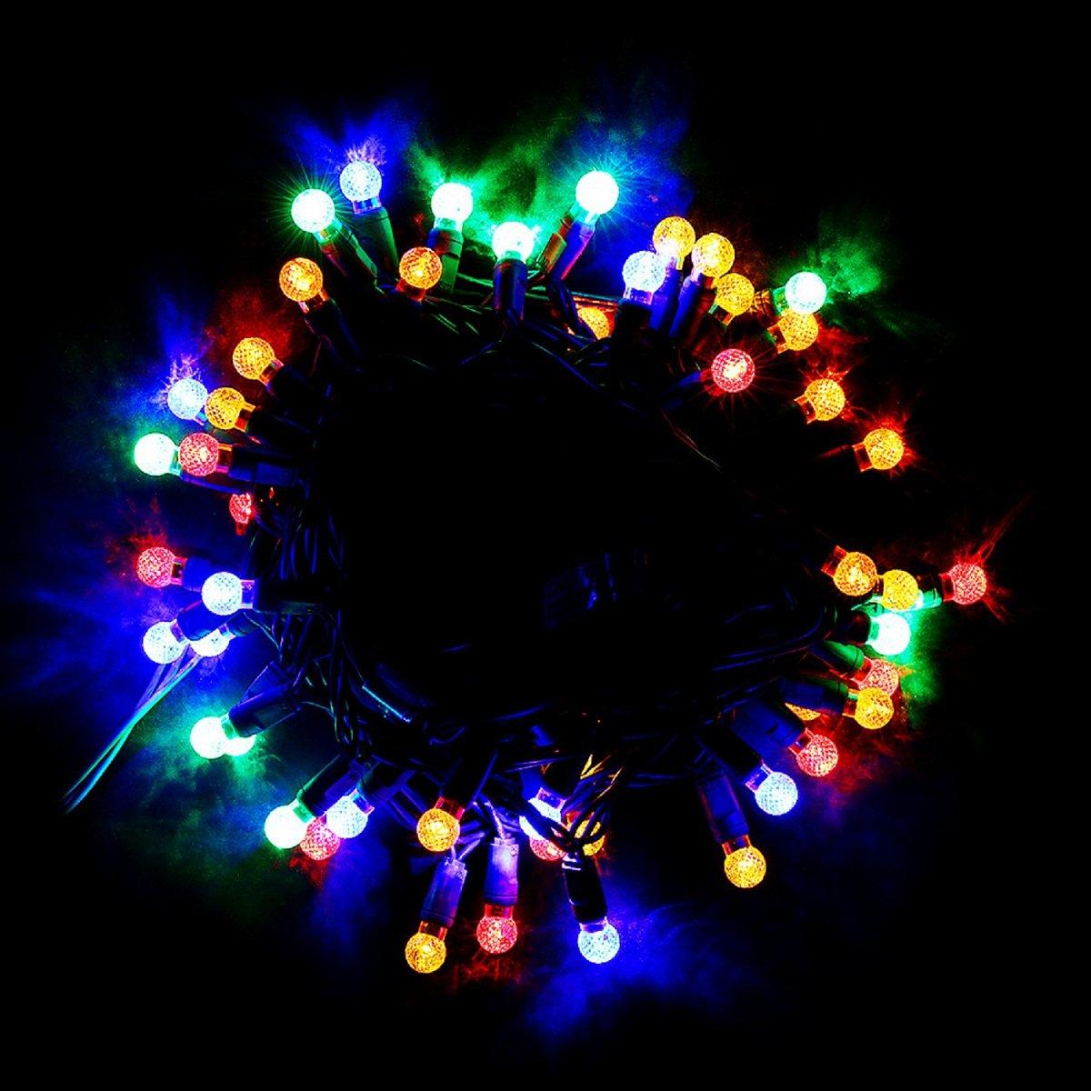 lighting uzexon outdoor christmas mini globe