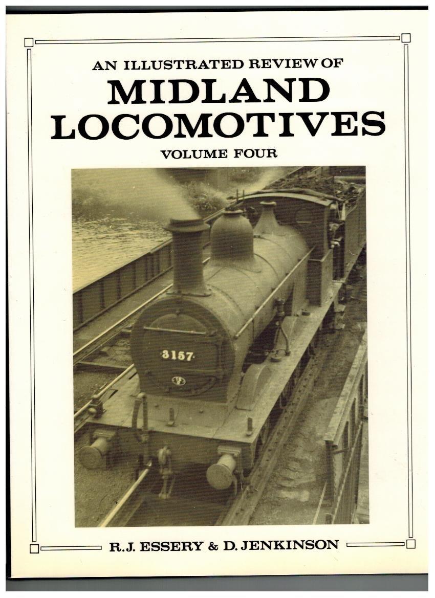Midland Engines: 700 Class Double Frame Goods Engines No. 4 pdf epub
