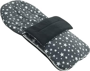 /gris Star Forro polar saco compatible con Stokke Scoot/