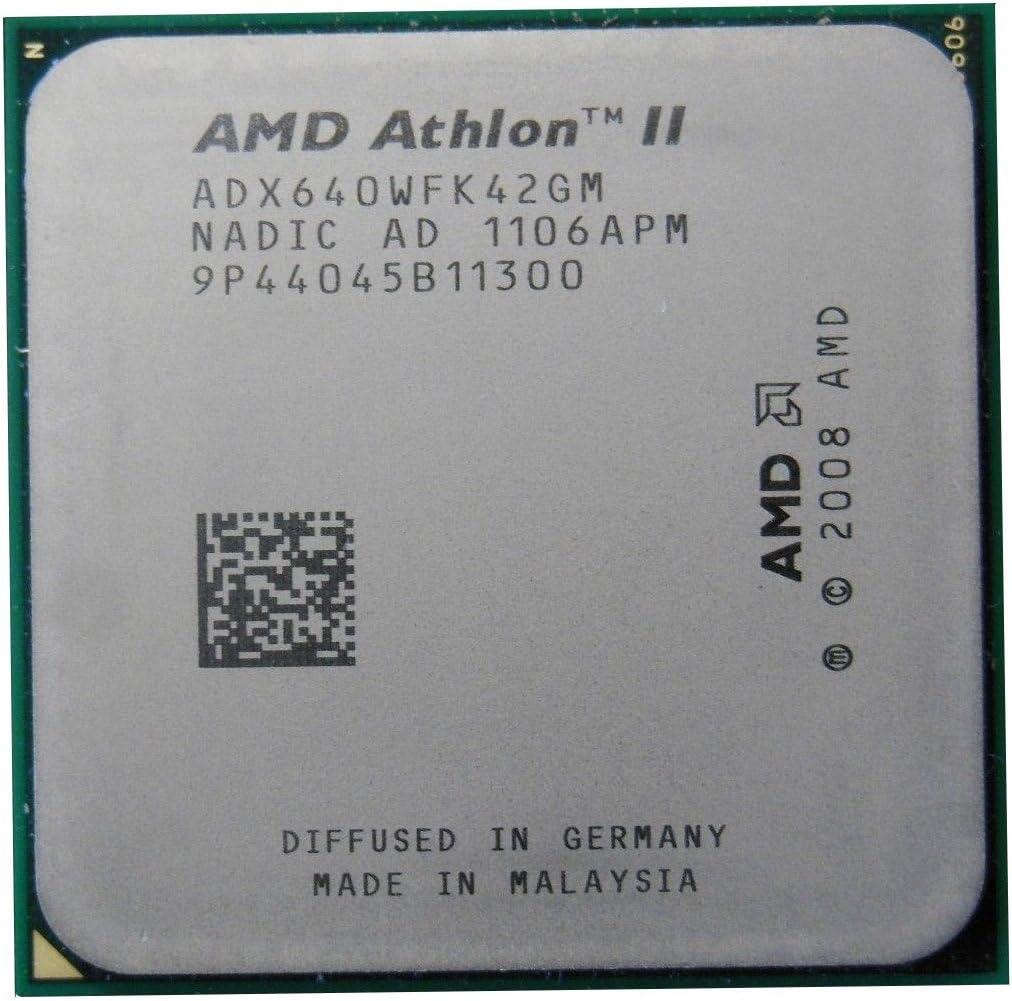 AMD Athlon II X4 640 3.0GHz 2MB Quad-core CPU Processor Socket AM2+ AM3 938-pin 95W