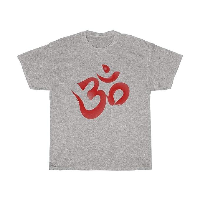 Amazon.com: Davatka Om - Camiseta de manga corta para hombre ...