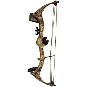Bear Archery Brave 3 Right Hand Bow Set