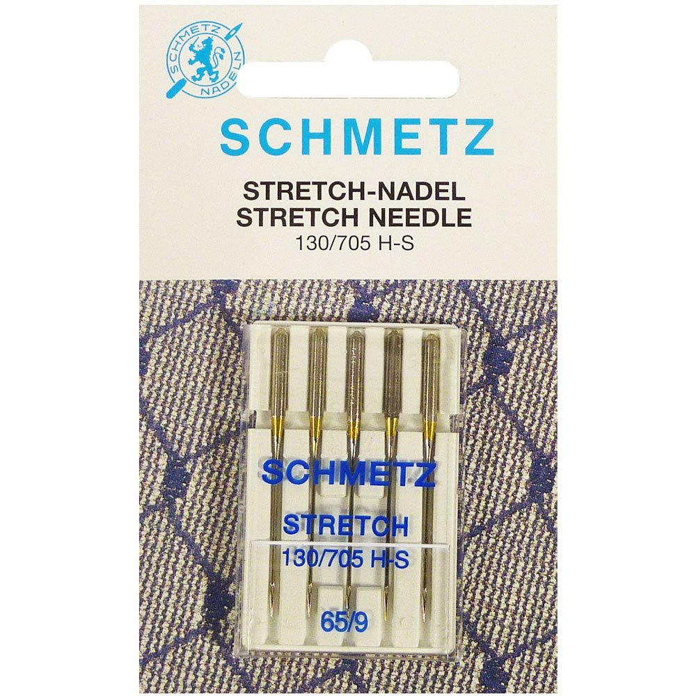 Stretch Machine Needles-Size 14/90 5/Pkg Schmetz FBA_1713