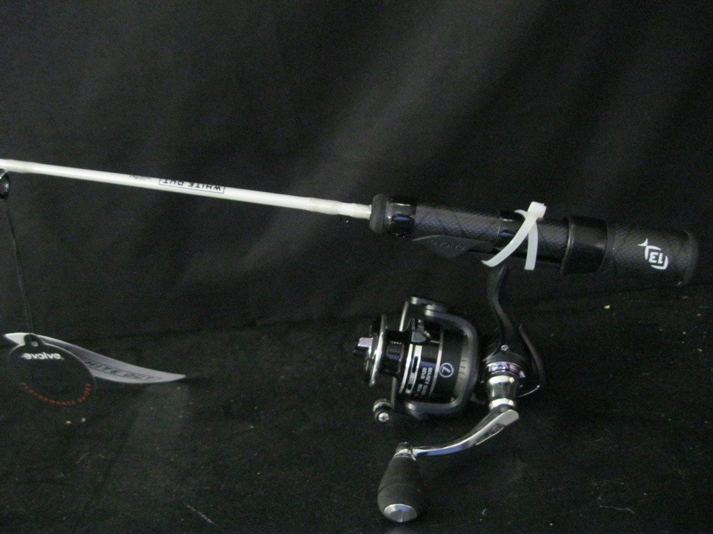 13 FISHING WHITEOUT ICE COMBO ML 16½IN WOC165ML