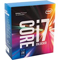 Intel Core i7-7700K 4.2 GHz QuadCore 8MB Cache Processor