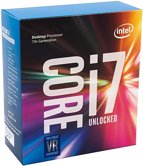 Surprising Intel Core I7 7700K Desktop Processor 4 Cores Up To 4 5 Ghz Unlocked Lga 1151 100 200 Series 91W Interior Design Ideas Tzicisoteloinfo