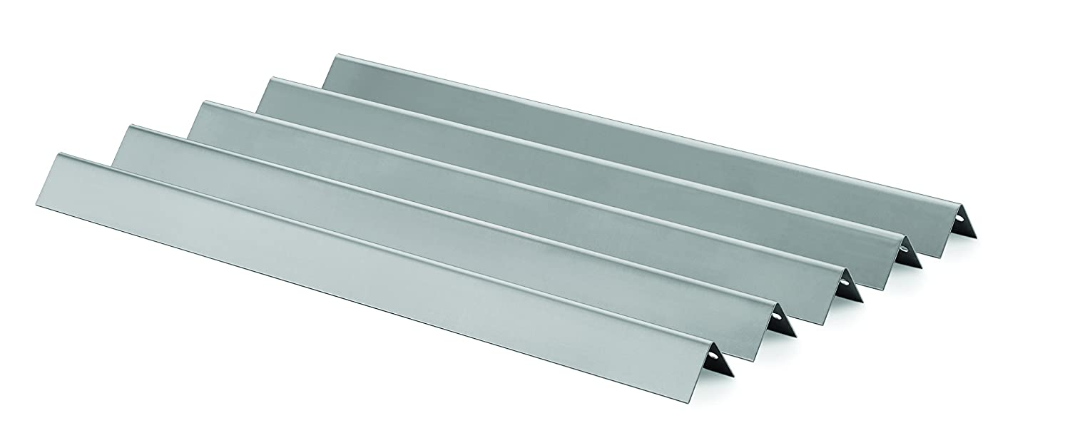 Weber 7538 Gas Grill Flavorizer Bars (15.875 x 2.125 x 1.625)