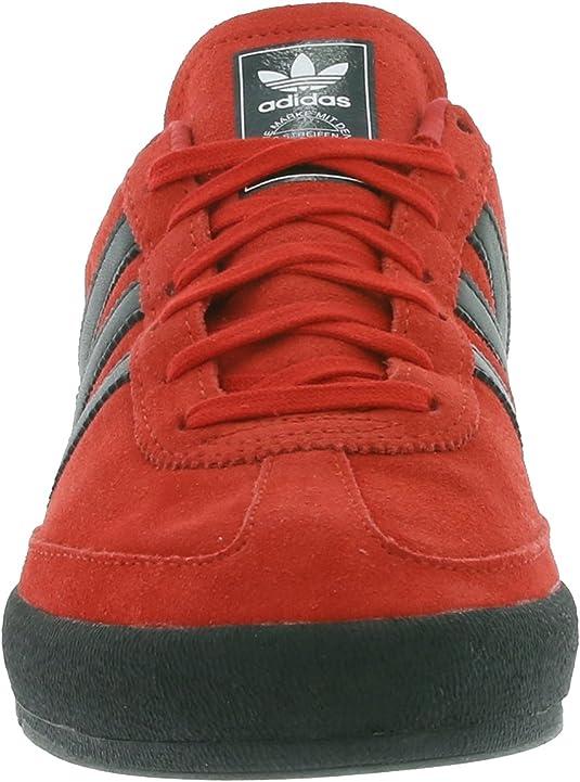 adidas Originals Jeans GTX, Collegiate RedCore BlackGold Metallic