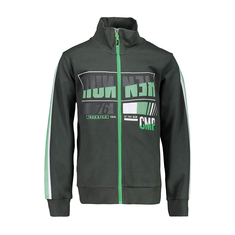 CMP - Chándal (Cuello Alto), diseño de Camuflaje, Color Verde ...