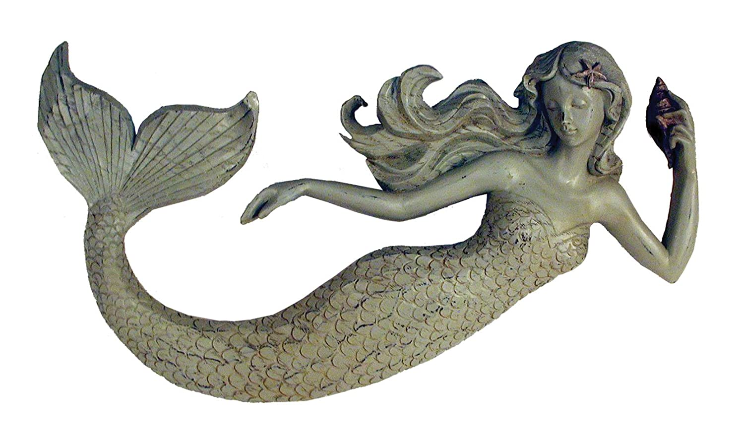 Beau Amazon.com: Ohio Wholesale Sea Beauty Mermaid Wall Art, From Our Water  Collection: Home U0026 Kitchen