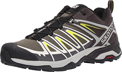Amazon.com: Salomon X Ultra 3 para hombre: Shoes