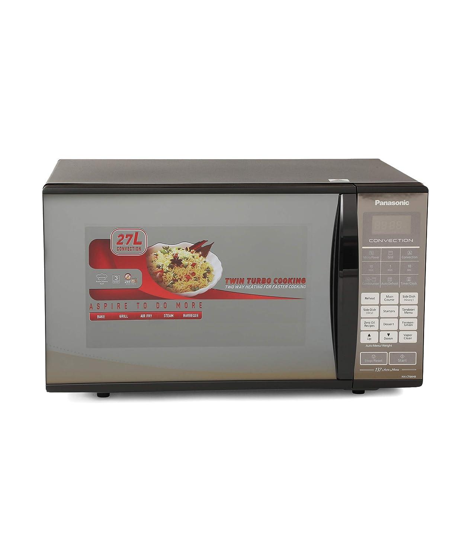 Panasonic 27 L Convection Microwave Oven (NN-CT64HBFDG, Golden)