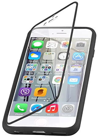 coque iphone 6 avec rabat transparent