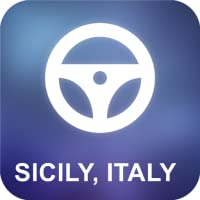 Sicília, Itália GPS
