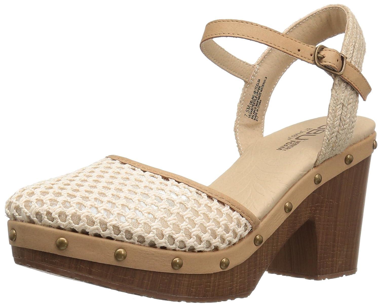 JBU by Jambu Women's Celine Platform Dress Sandal B01IFT5MKA 8.5 B(M) US|Tan