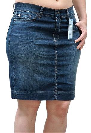 innovative design aeee6 26376 Angels Jeans, Jeans-Rock, Carla: Amazon.de: Bekleidung