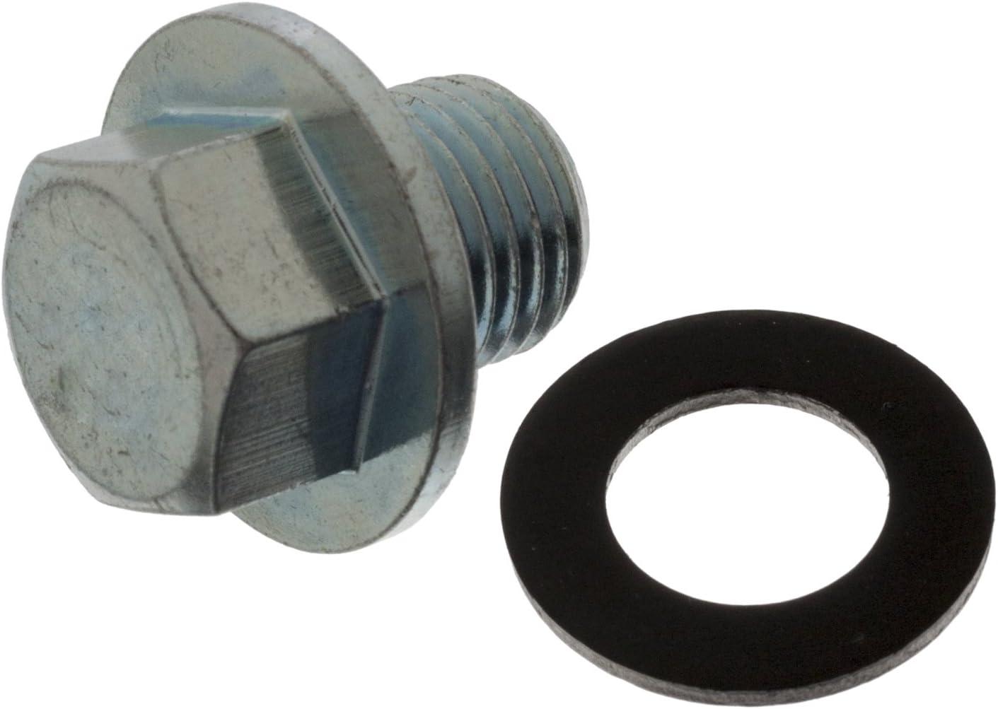 Elring 567.640 Oil Drain Plug Grey oil pan