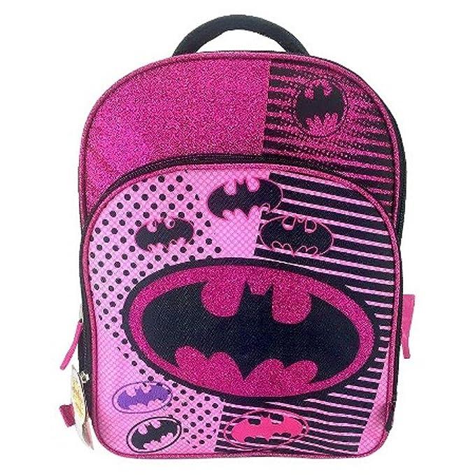 Amazon.com: DC Comics Batgirl Backpack with Detachable Cape (Superhero Girls School Supplies): Toys & Games