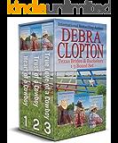 Texas Brides & Bachelors Debra Clopton: Three Book Boxed Set Collection: Brother's Family Ranch Western Saga