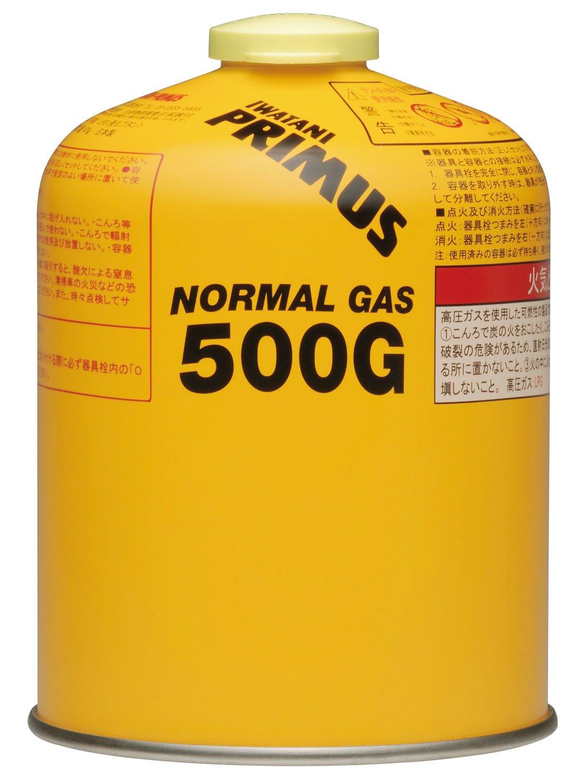 PRIMUS(プリムス) GAS CARTRIDGE ノーマルガス(大) IP-500G