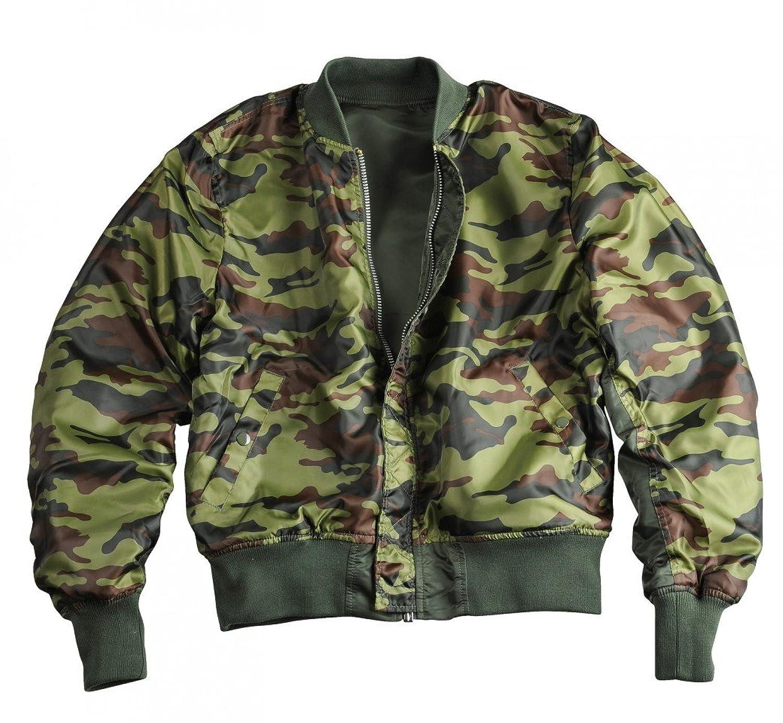 Camouflage jacke 164