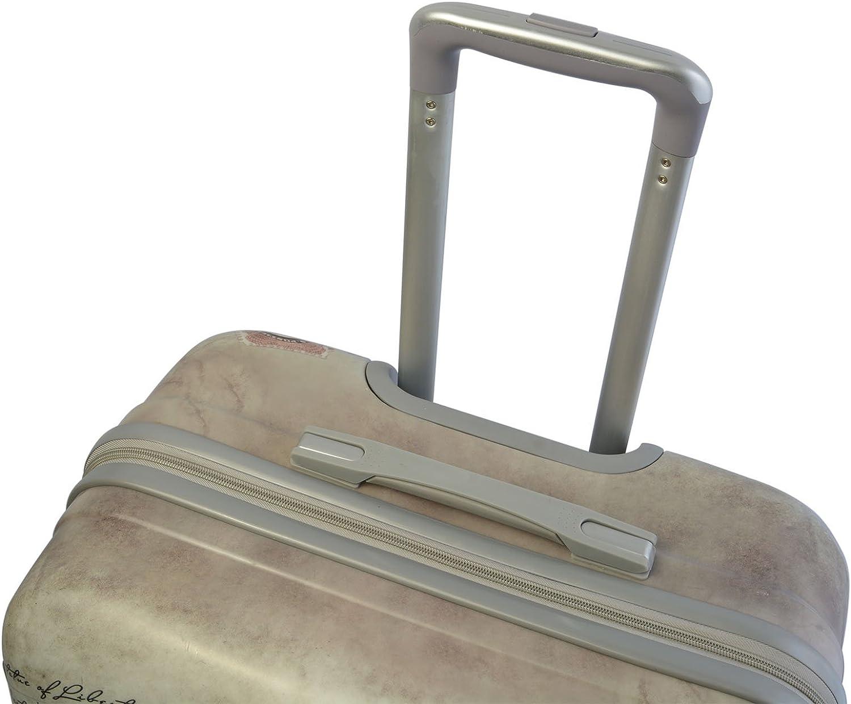 Valise Cabine A2S 4 roues45x30x20cm Bagage /à Main de Voyage approuv/é pour la Cabine des Enfants imprim/é Ours Koala Jolie Valise pour gar/çon