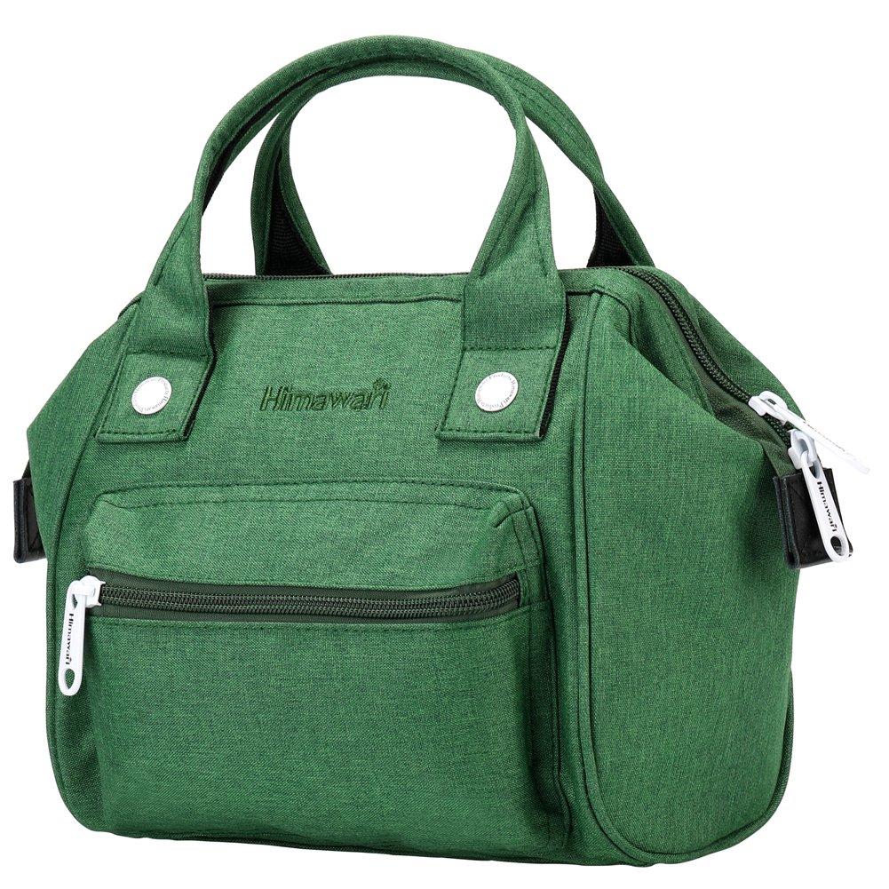Himawari Women's Soft Top Handle Bag Tote Bags With Canvas Handbags Backpack (SY Green)