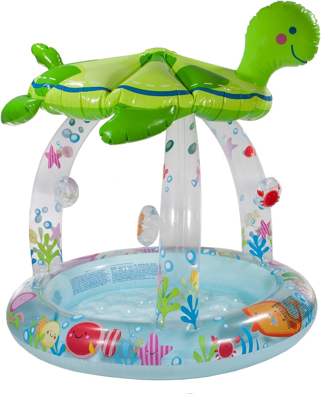 Iden – Piscina Pool bebé con toldo Piscina Piscina en el mar ...