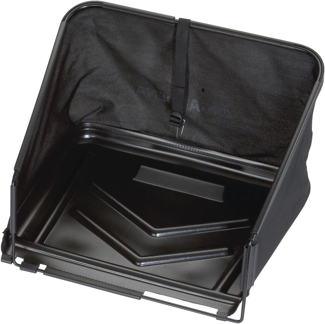 Cesta de recogida de césped GARDENA: caja de recogida apta para todos los cortacéspedes helicoidales GARDENA (por ej. 330, 400, 400 C, 380 EC), capacidad 35 - 49 l (4029-20)