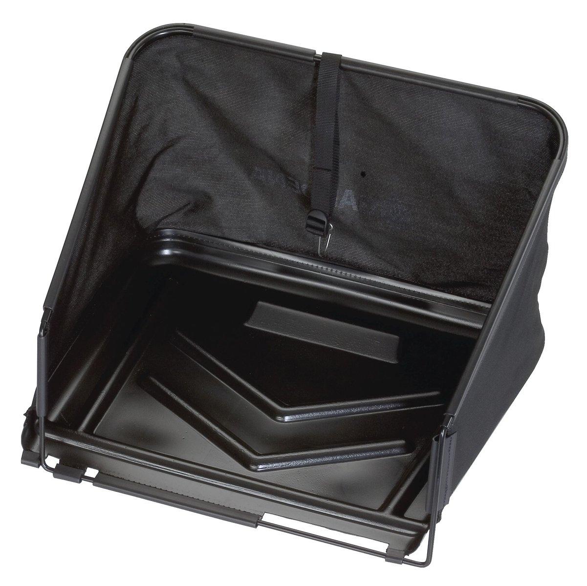 Cesta de recogida de césped GARDENA: caja de recogida apta para todos los cortacéspedes helicoidales GARDENA (por ej. 330, 400, 400 C, 380 EC), capacidad 35-49 l (4029-20) 04029-20 011047