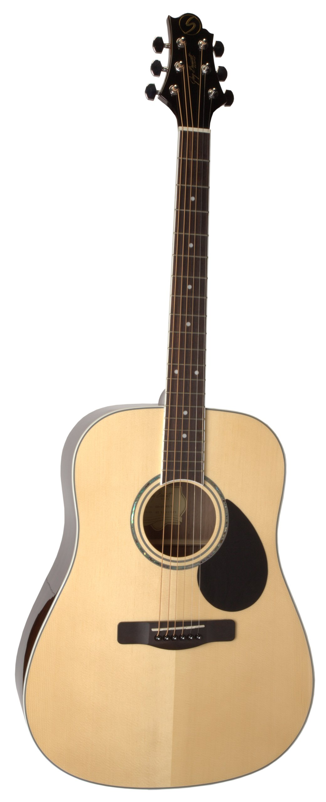 Samick Music G Series 100 GR100RS Dreadnought Acoustic Guitar, Natural by Samick