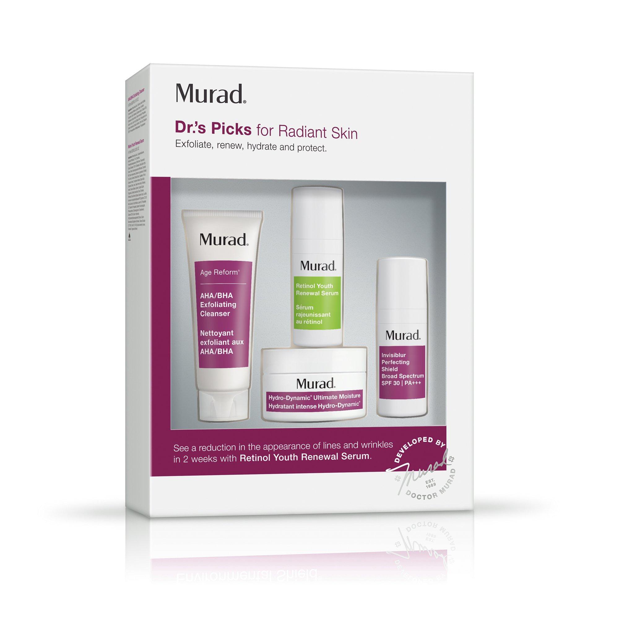 Murad Dr.'s Picks for Radiant Skin Set